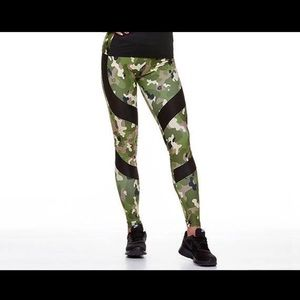 Camouflage Work Out Leggings